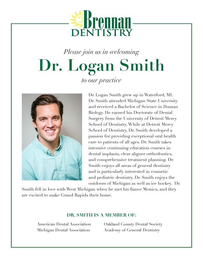 Dr Logan Smith